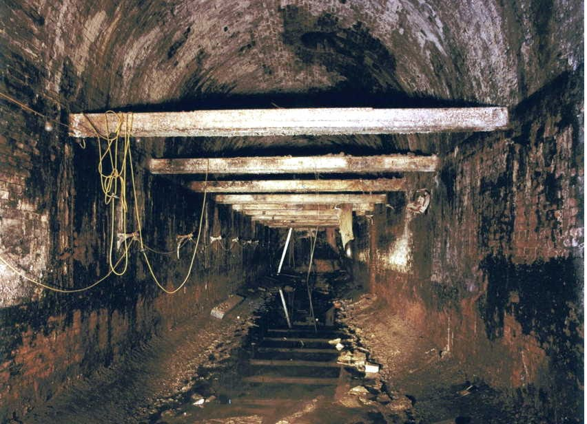 [Image of Coal vault]