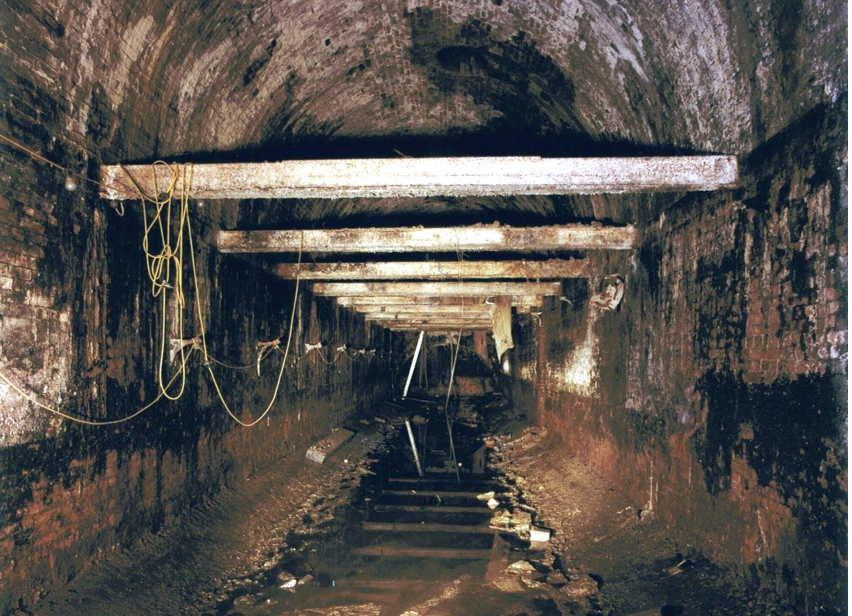 [Image of Coal vault]